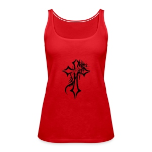 cross - Premium singlet for kvinner