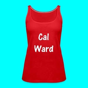 Cal Ward - Women's Premium Tank Top