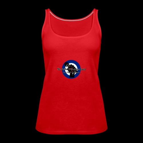 Grits & Grooves Band - Women's Premium Tank Top