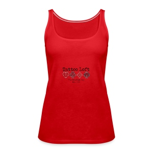 Tattoo Loft - Frauen Premium Tank Top