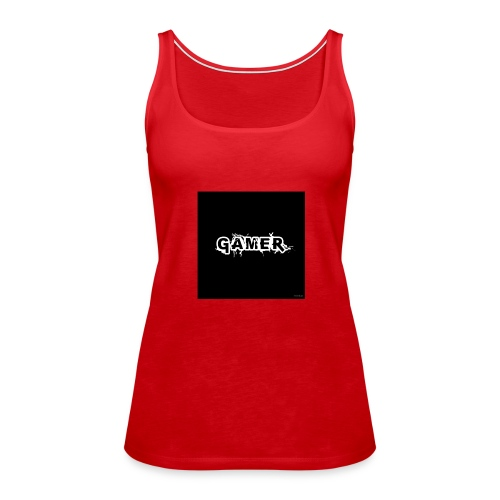 Gamer - Frauen Premium Tank Top