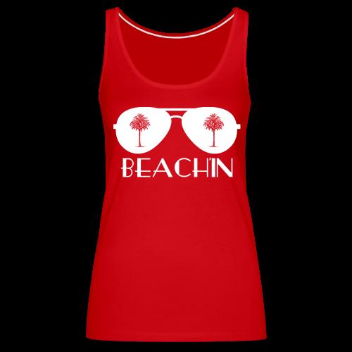 BEACH'IN - Beachlife - Frauen Premium Tank Top