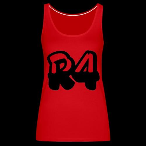 R4KS1NG logo - Canotta premium da donna