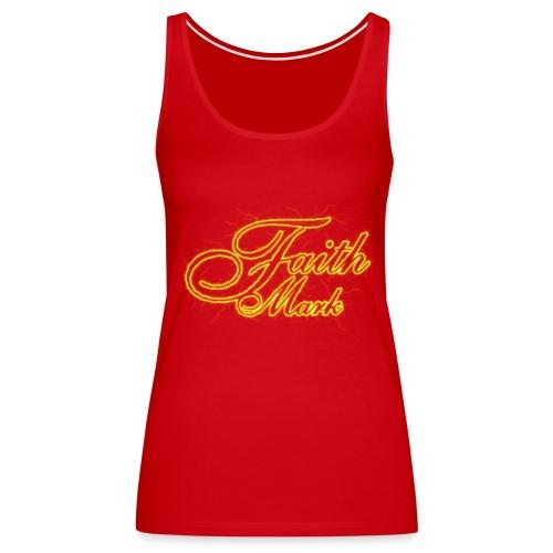 FaithMark-SpreadShirt-Electrical - Vrouwen Premium tank top