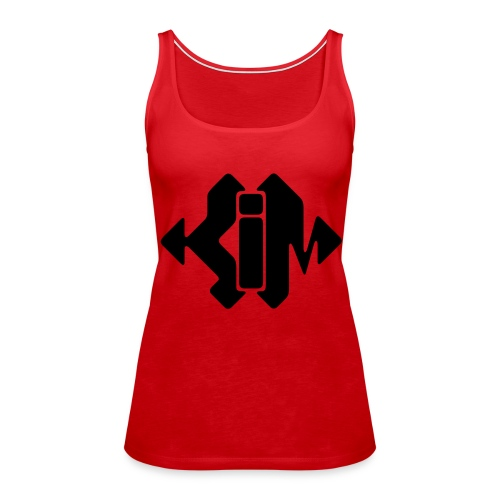 The Real Kim Shady Accessories - Women's Premium Tank Top