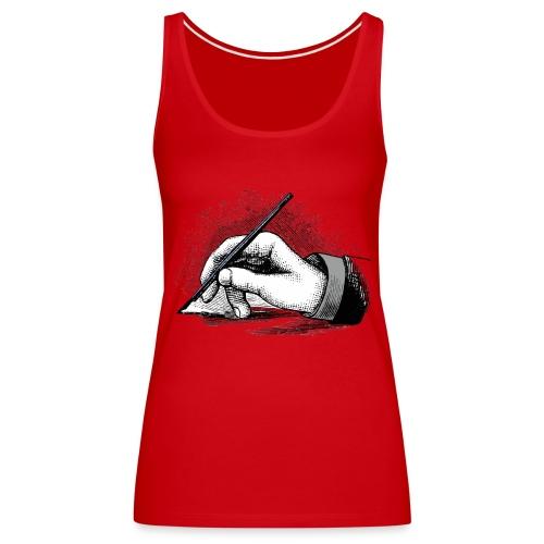 Dibuja tu Mundo - Camiseta de tirantes premium mujer
