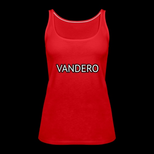 Vandero Shadow - Women's Premium Tank Top