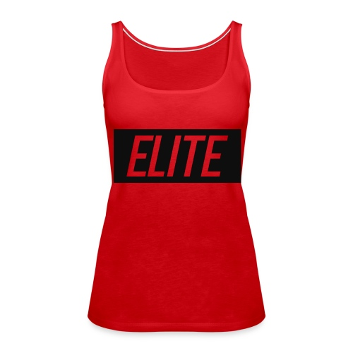 Elite Designs - Women's Premium Tank Top