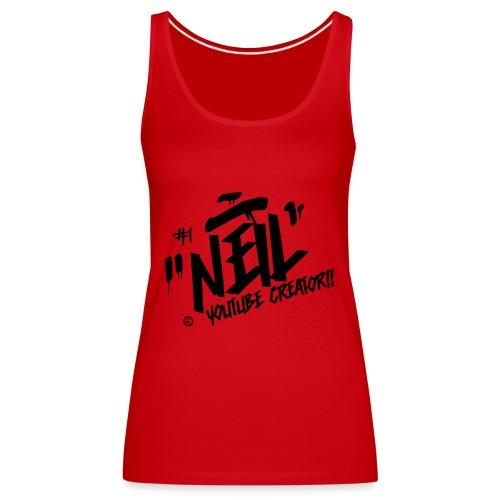 Tag - Camiseta de tirantes premium mujer