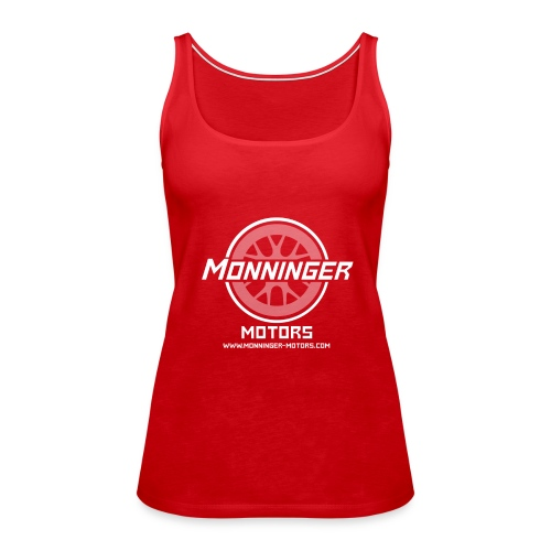 Monninger Motors - Frauen Premium Tank Top