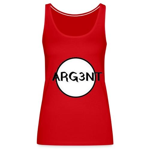 ARG3NT - Débardeur Premium Femme