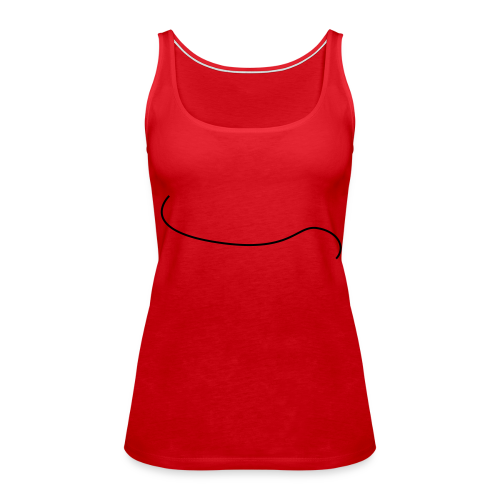 Cool-Shirt Design - Frauen Premium Tank Top