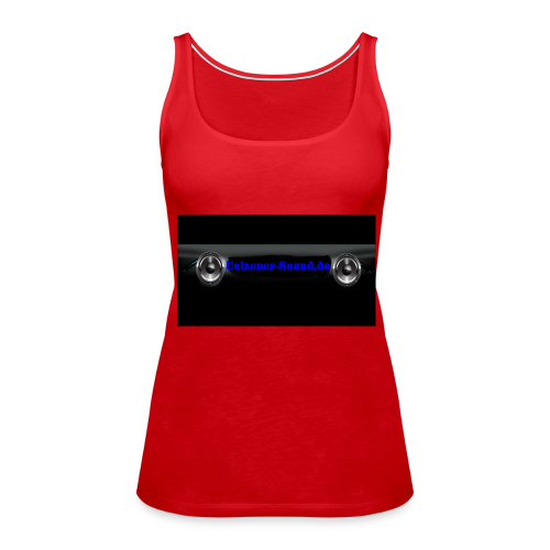 US4 - Frauen Premium Tank Top