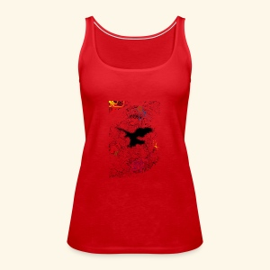 Sporty Touch - Frauen Premium Tank Top