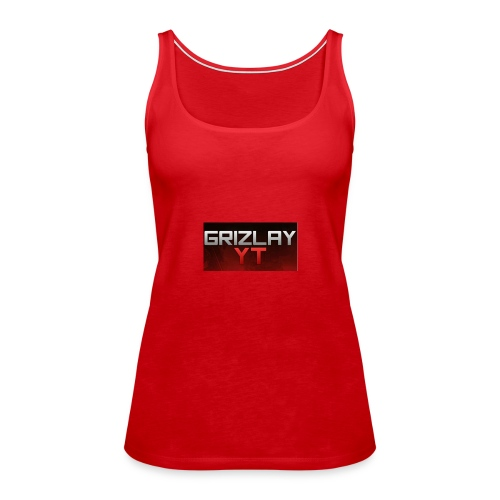 grizlay_67_ytb - Débardeur Premium Femme