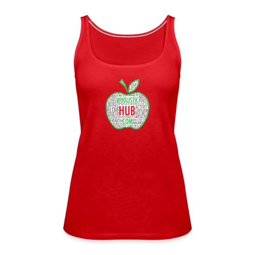 WholisticHub - Women's Premium Tank Top