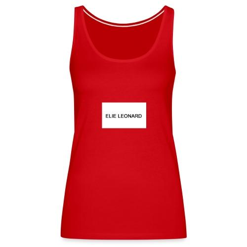 ELIE LEONARD - Débardeur Premium Femme