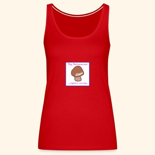 Soy Setamaniaco - Camiseta de tirantes premium mujer