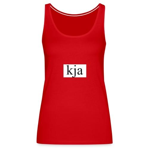kja - Women's Premium Tank Top