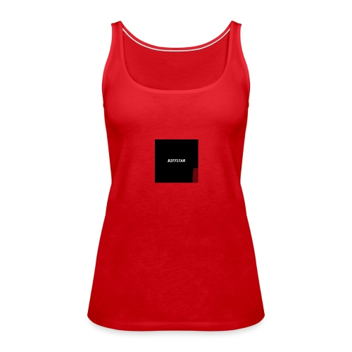 Biffstar's t-shirt - Frauen Premium Tank Top