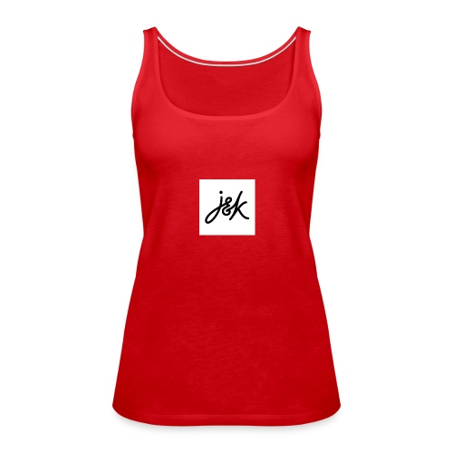 J K - Women's Premium Tank Top