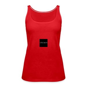 Nzero Limits - Women's Premium Tank Top