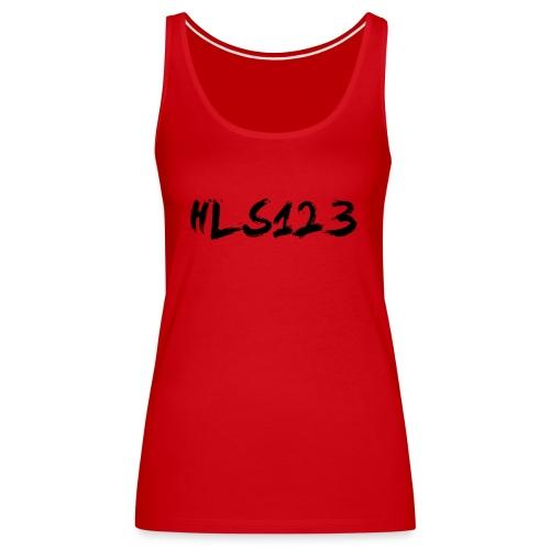 hls123 - Women's Premium Tank Top