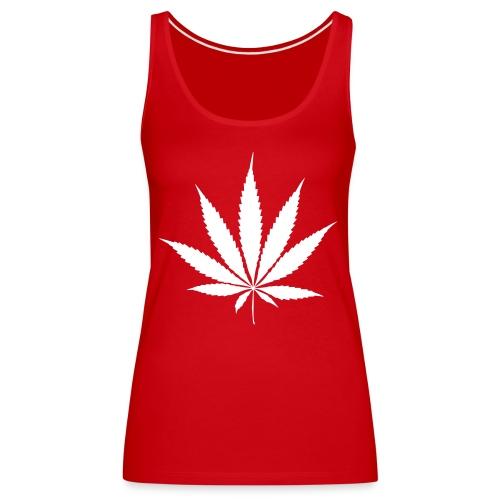 Weedblatt - Women's Premium Tank Top