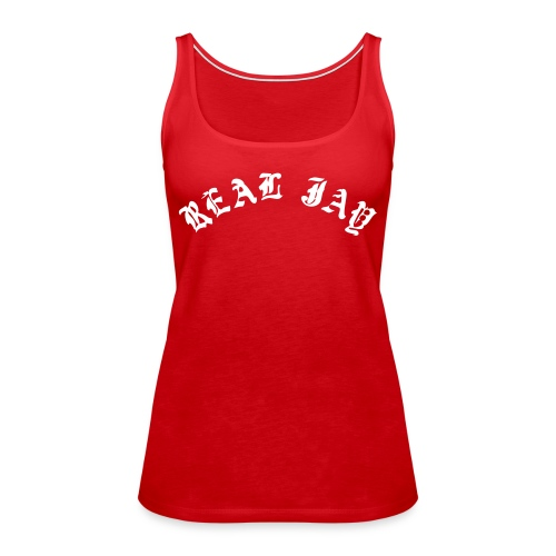 real jay 1 - Frauen Premium Tank Top