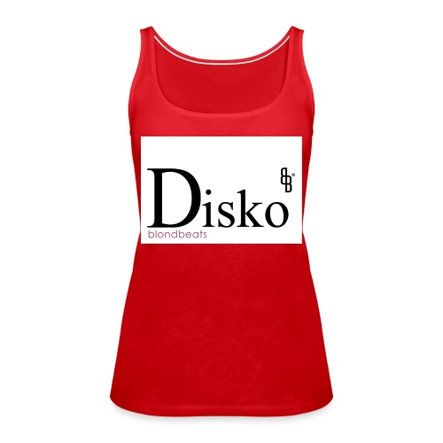 disko - Frauen Premium Tank Top