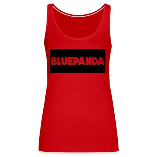 BLUE PANDA - Women's Premium Tank Top