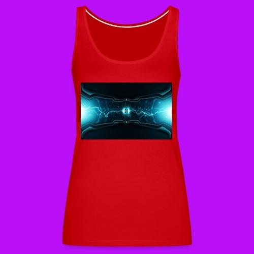 lightning cell - Women's Premium Tank Top