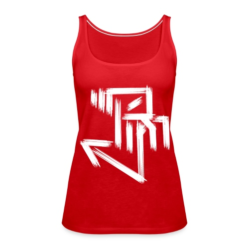 RieKash RIP Lady Sweater - Frauen Premium Tank Top