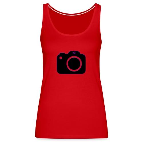 FM camera - Women's Premium Tank Top