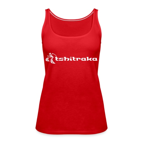 tshitraka spreadshir - Women's Premium Tank Top