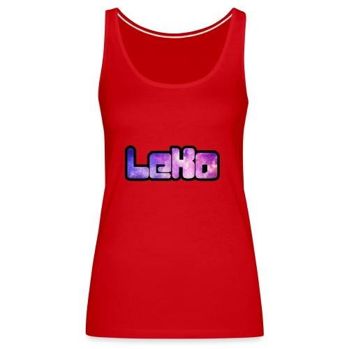 LeKo - Frauen Premium Tank Top