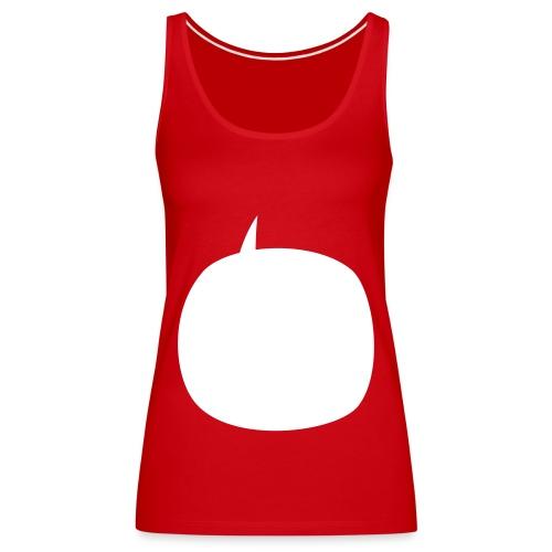 Bocadillo Comic - Camiseta de tirantes premium mujer