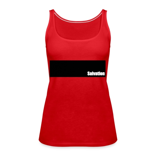 Salvation - Frauen Premium Tank Top