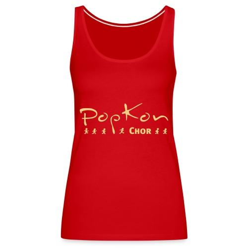 PopKon Chor - Frauen Premium Tank Top