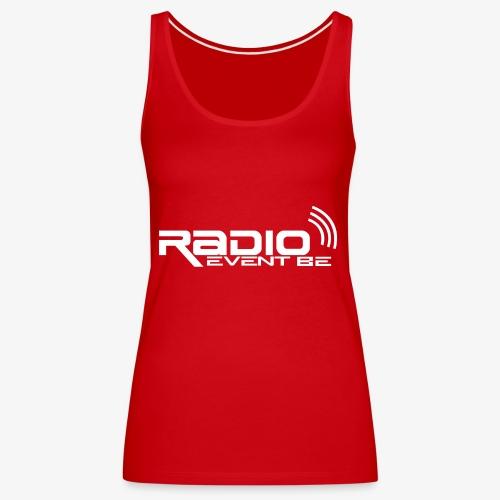 Radio EVENTBE blank - Débardeur Premium Femme