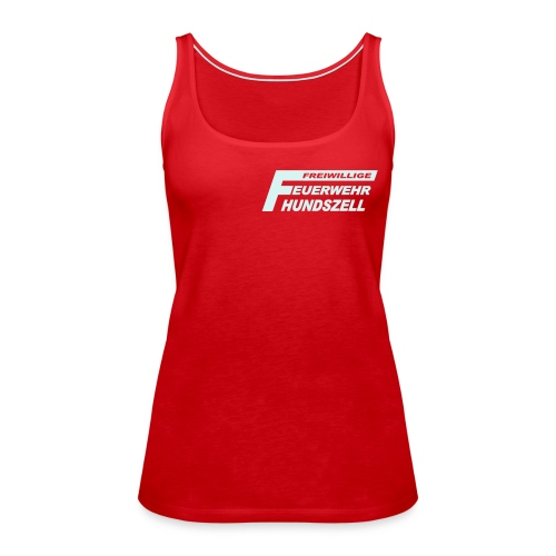 FFHZ rot - Frauen Premium Tank Top