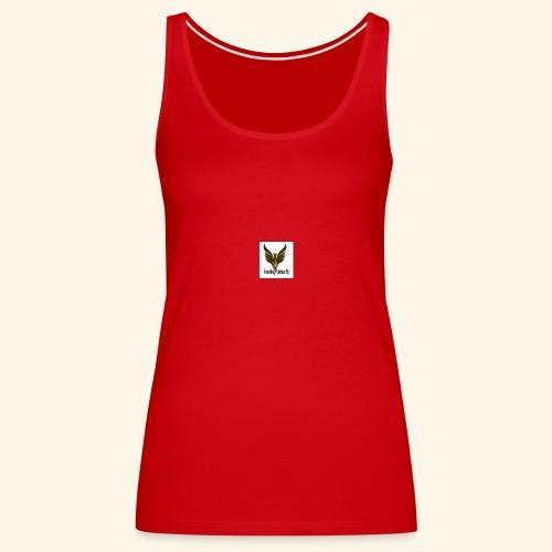 feeniks logo - Naisten premium hihaton toppi