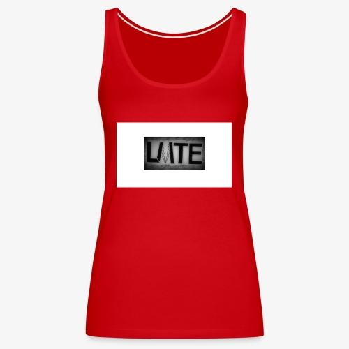 Le premier design de la LMTE - Débardeur Premium Femme