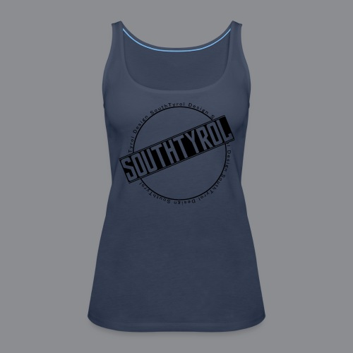 SouthTyrol Kreisform - Frauen Premium Tank Top