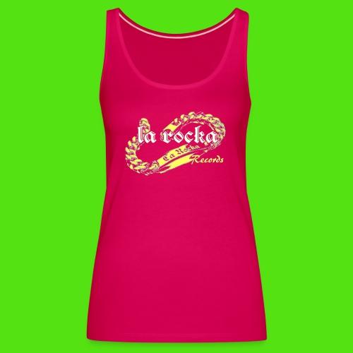 La Rocka - red'n'yellow - Women's Premium Tank Top