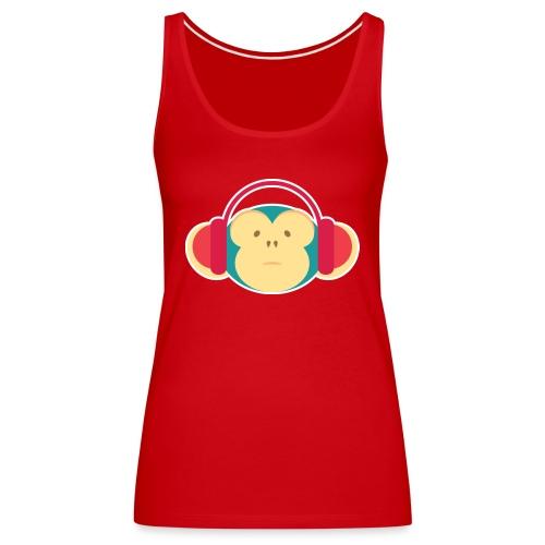 Funky Monkey - Women's Premium Tank Top