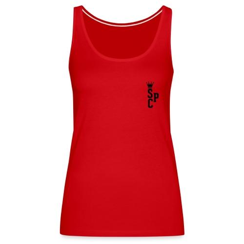 SPC SPAIN - Camiseta de tirantes premium mujer