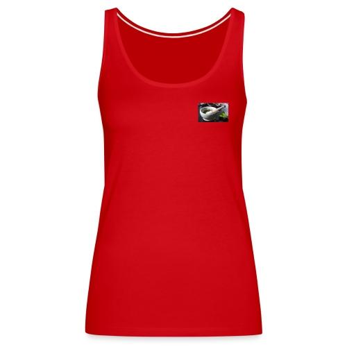 mortero - Camiseta de tirantes premium mujer