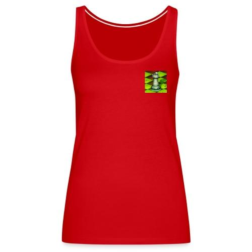 Lichess Castle - Women's Premium Tank Top
