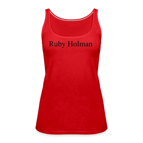 Ruby Holman - Débardeur Premium Femme